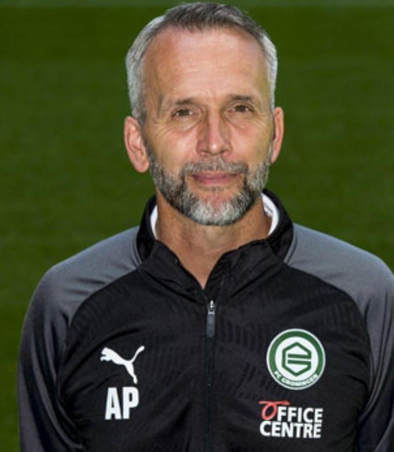 Adrie Poldervaart teleurgesteld in FC Groningen