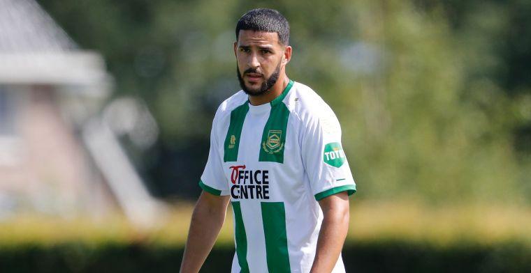 FC Groningen niet onder de indruk van biedingen op El Messaoudi