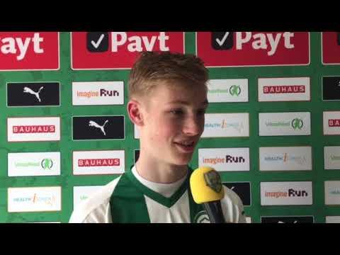 Oud FC Groningen speler Milan de Koe stop met voetballen