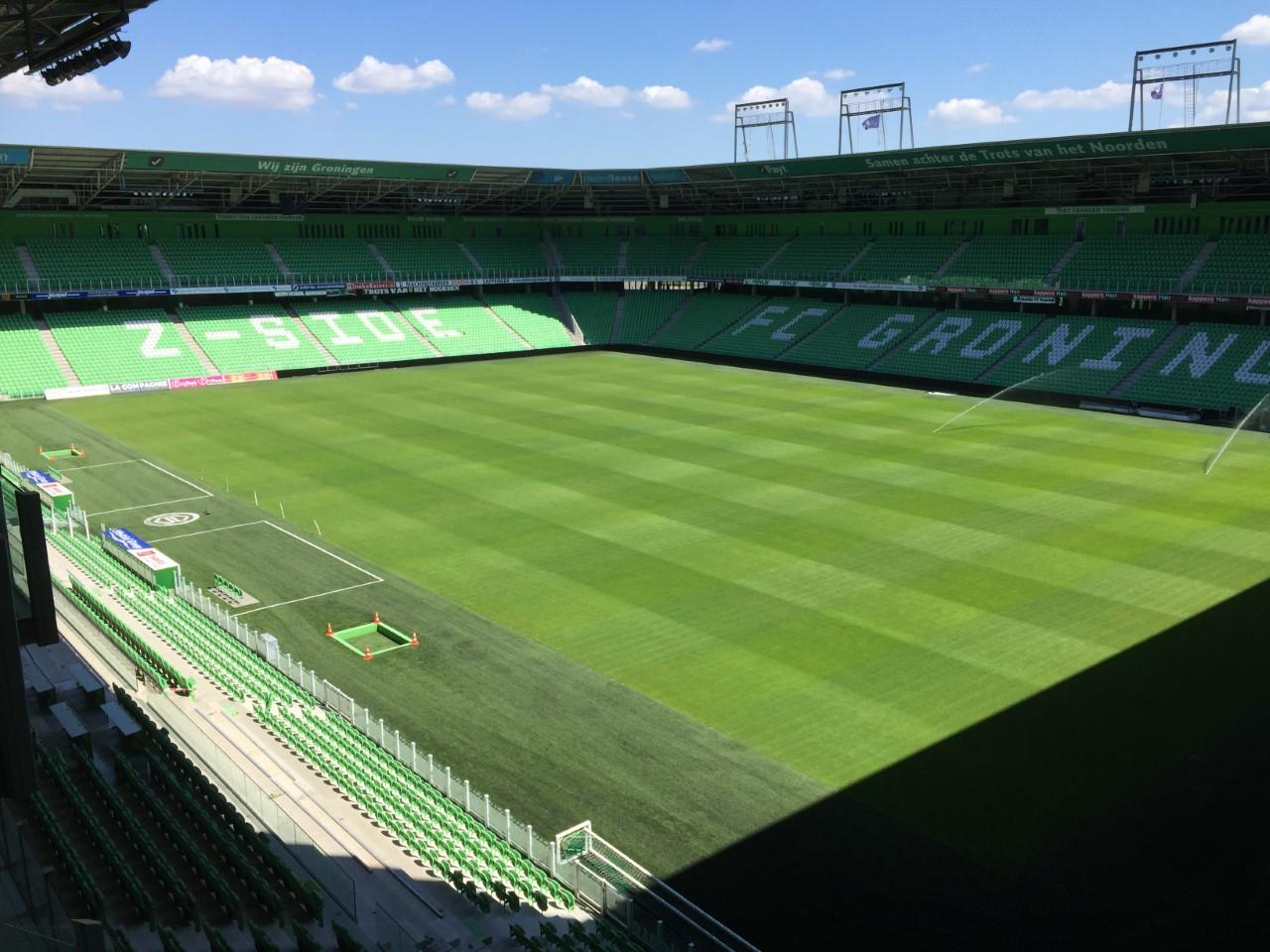 FC Groningen maakt werk van vrouwenvoetbal