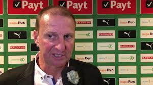 In gesprek met Alfons Arts voor de wedstrijd Sparta Rotterdam - FC Groningen